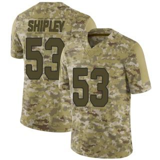 A.Q. Shipley Men's Arizona Cardinals Nike 2018 Salute to Service Jersey - Limited Camo