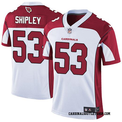 A.Q. Shipley Men's Arizona Cardinals Nike Jersey - Limited White