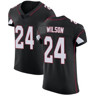 Adrian Wilson Men's Arizona Cardinals Nike Alternate Vapor Untouchable Jersey - Elite Black