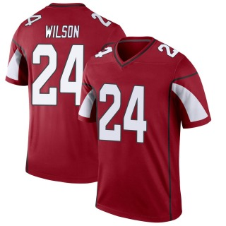 Adrian Wilson Men's Arizona Cardinals Nike Cardinal Jersey - Legend