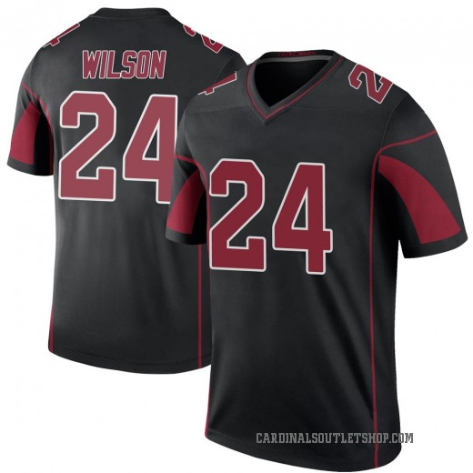 Adrian Wilson Youth Arizona Cardinals Nike Color Rush Jersey - Legend Black