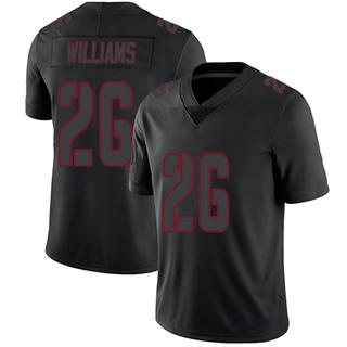 Brandon Williams Men's Arizona Cardinals Nike Jersey - Limited Black Impact