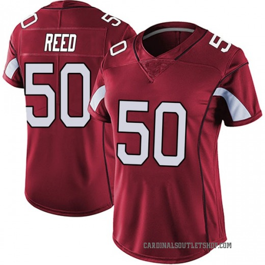Brooks Reed Women's Arizona Cardinals Nike Vapor Team Color Untouchable Jersey - Limited Red