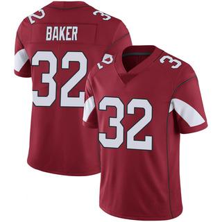 Budda Baker Men's Arizona Cardinals Cardinal 100th Vapor Jersey - Limited
