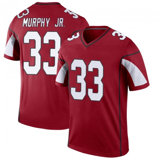 Byron Murphy Men's Arizona Cardinals Nike Cardinal Jersey - Legend