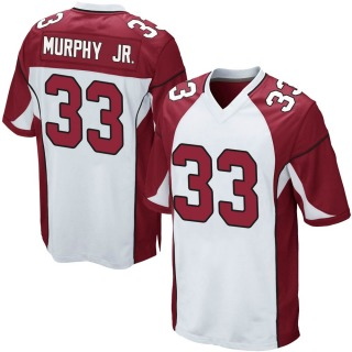 Byron Murphy Men's Arizona Cardinals Nike Jersey - Game White