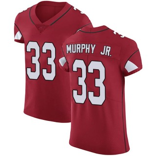 Byron Murphy Men's Arizona Cardinals Nike Team Color Vapor Untouchable Jersey - Elite Red
