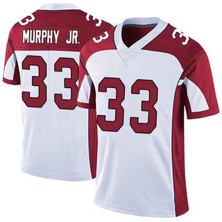 Byron Murphy Men's Arizona Cardinals Nike Vapor Untouchable Jersey - Limited White