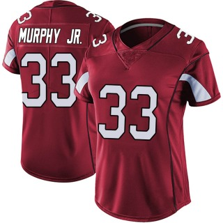 Byron Murphy Women's Arizona Cardinals Nike Vapor Team Color Untouchable Jersey - Limited Red