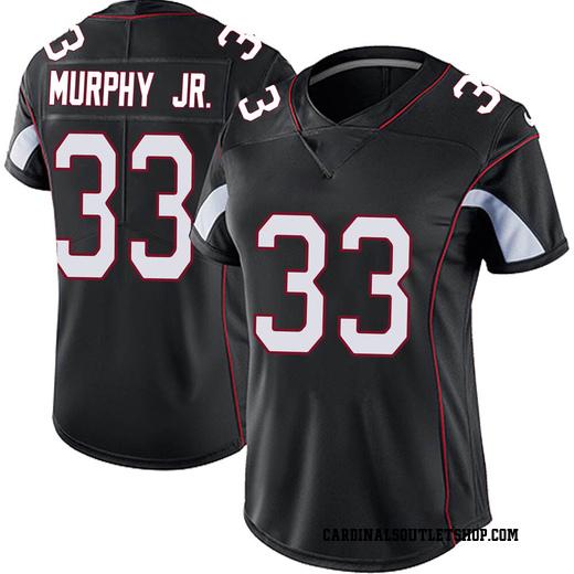 Byron Murphy Women's Arizona Cardinals Nike Vapor Untouchable Jersey - Limited Black