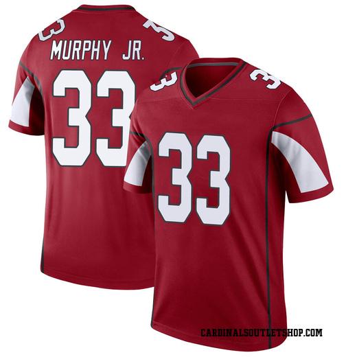 Byron Murphy Youth Arizona Cardinals Nike Cardinal Jersey - Legend