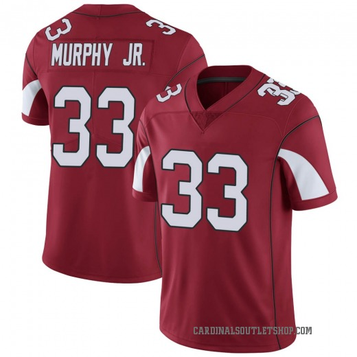 Byron Murphy Youth Arizona Cardinals Nike Cardinal Team Color Vapor Untouchable Jersey - Limited