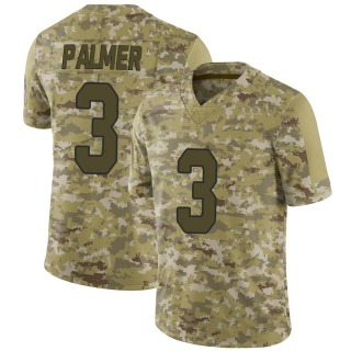 Carson Palmer Men's Arizona Cardinals 2018 Salute to Service Jersey - Limited Camo