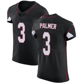 Carson Palmer Men's Arizona Cardinals Alternate Vapor Untouchable Jersey - Elite Black