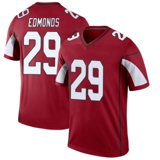 Chase Edmonds Men's Arizona Cardinals Nike Cardinal Jersey - Legend