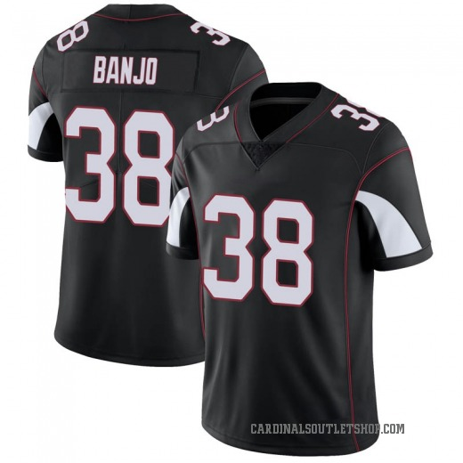 Chris Banjo Men's Arizona Cardinals Nike Vapor Untouchable Jersey - Limited Black
