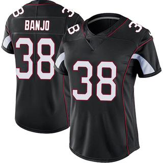 Chris Banjo Women's Arizona Cardinals Nike Vapor Untouchable Jersey - Limited Black