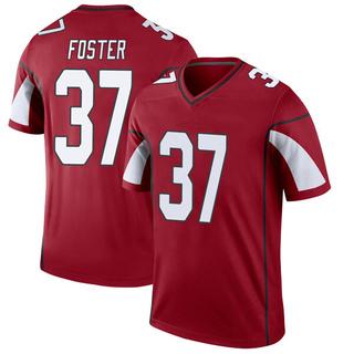 D.J. Foster Men's Arizona Cardinals Nike Cardinal Jersey - Legend
