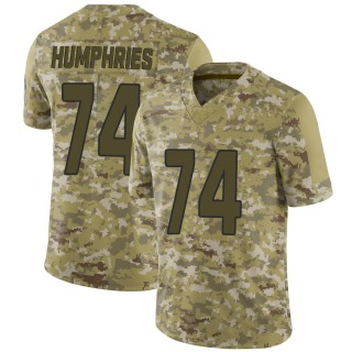 D.J. Humphries Men's Arizona Cardinals Nike 2018 Salute to Service Jersey - Limited Camo