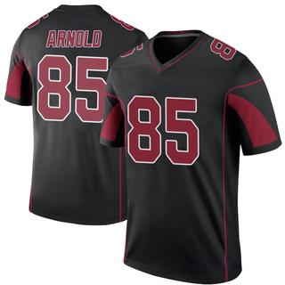 Dan Arnold Men's Arizona Cardinals Nike Color Rush Jersey - Legend Black