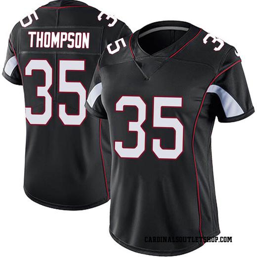 Deionte Thompson Women's Arizona Cardinals Nike Vapor Untouchable Jersey - Limited Black
