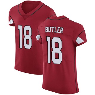 Hakeem Butler Men's Arizona Cardinals Nike Team Color Vapor Untouchable Jersey - Elite Red