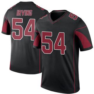 Isaiah Irving Men's Arizona Cardinals Color Rush Jersey - Legend Black