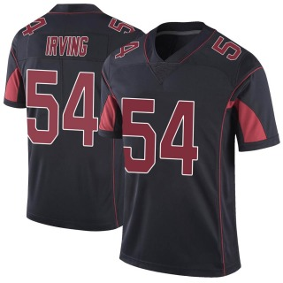 Isaiah Irving Men's Arizona Cardinals Color Rush Vapor Untouchable Jersey - Limited Black