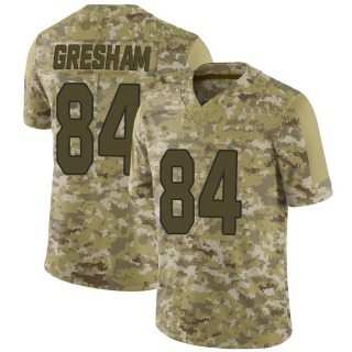Jermaine Gresham Men's Arizona Cardinals 2018 Salute to Service Jersey - Limited Camo
