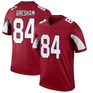 Jermaine Gresham Men's Arizona Cardinals Nike Cardinal Jersey - Legend