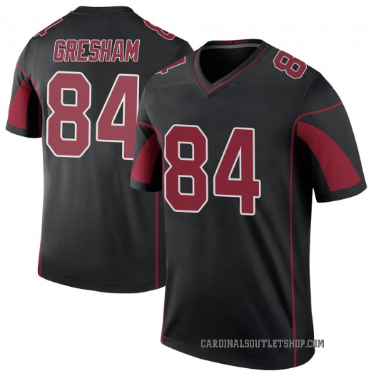 Jermaine Gresham Youth Arizona Cardinals Nike Color Rush Jersey - Legend Black
