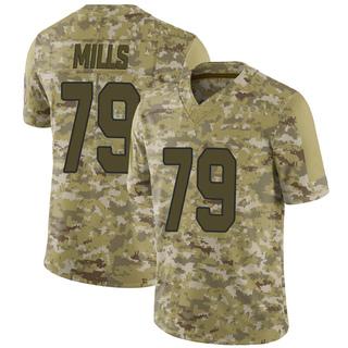 Jordan Mills Men's Arizona Cardinals Nike 2018 Salute to Service Jersey - Limited Camo