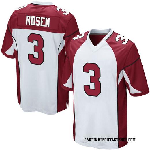official photos 887bb ed515 Josh Rosen Youth Arizona Cardinals Nike Jersey - Game White