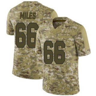 Joshua Miles Men's Arizona Cardinals Nike 2018 Salute to Service Jersey - Limited Camo