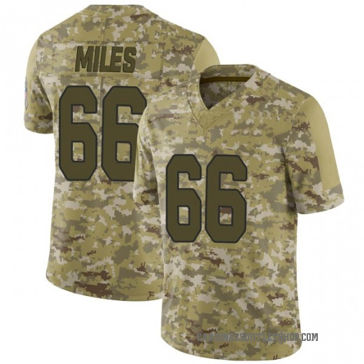 Joshua Miles Youth Arizona Cardinals Nike 2018 Salute to Service Jersey - Limited Camo