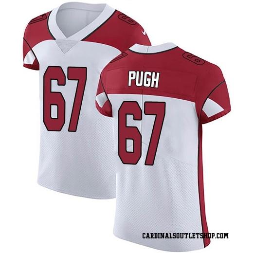 Justin Pugh Men's Arizona Cardinals Nike Vapor Untouchable Jersey - Elite White