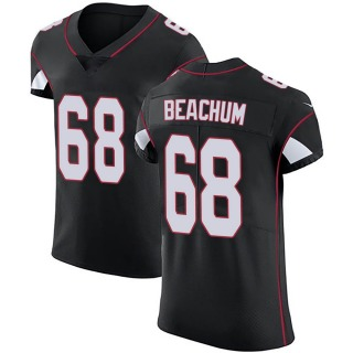 Kelvin Beachum Men's Arizona Cardinals Alternate Vapor Untouchable Jersey - Elite Black