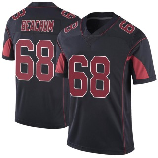 Kelvin Beachum Men's Arizona Cardinals Color Rush Vapor Untouchable Jersey - Limited Black