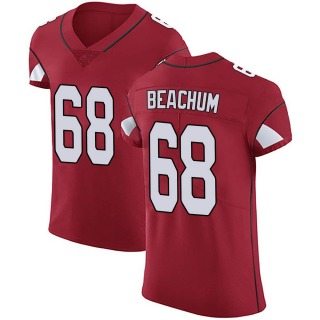 Kelvin Beachum Men's Arizona Cardinals Team Color Vapor Untouchable Jersey - Elite Red