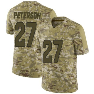 Kevin Peterson Men's Arizona Cardinals Nike 2018 Salute to Service Jersey - Limited Camo