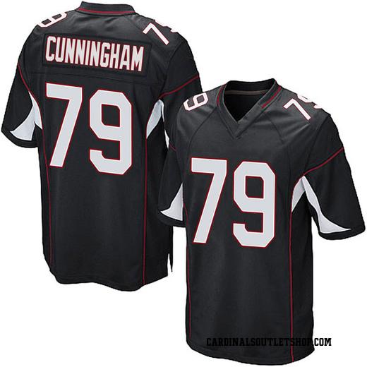 buy popular 1208e 37424 Korey Cunningham Men's Arizona Cardinals Nike Alternate Jersey - Game Black