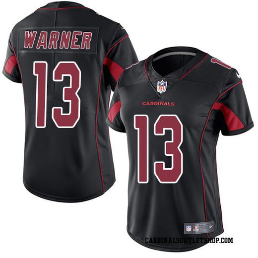 Discount Kurt Warner Women's Arizona Cardinals Nike Color Rush Jersey  for cheap