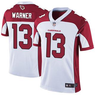 Kurt Warner Youth Arizona Cardinals Nike Jersey - Limited White