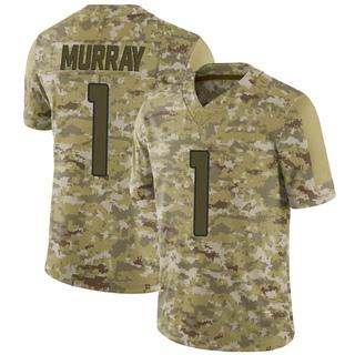Kyler Murray Men's Arizona Cardinals Nike 2018 Salute to Service Jersey - Limited Camo