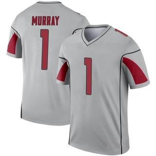 Kyler Murray Youth Arizona Cardinals Inverted Silver Jersey - Legend