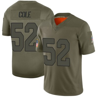 Mason Cole Men's Arizona Cardinals Nike 2019 Salute to Service Jersey - Limited Camo