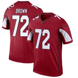 Miles Brown Youth Arizona Cardinals Nike Cardinal Jersey - Legend Brown