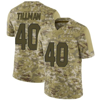 Pat Tillman Men's Arizona Cardinals 2018 Salute to Service Jersey - Limited Camo