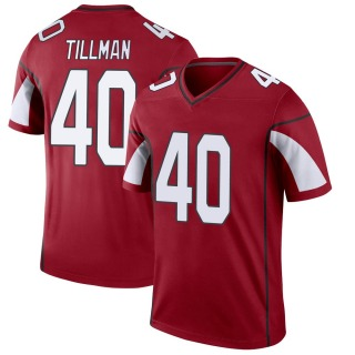 Pat Tillman Men's Arizona Cardinals Cardinal Jersey - Legend
