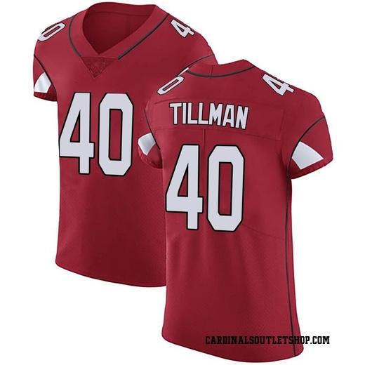 separation shoes 387bf 990c6 Pat Tillman Men's Arizona Cardinals Nike Team Color Vapor Untouchable  Jersey - Elite Red